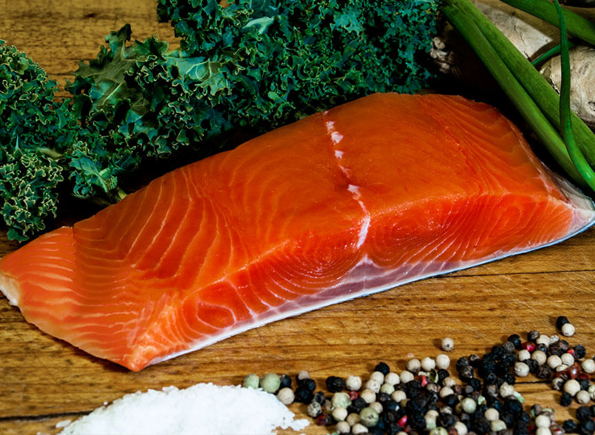 HarvestBox King Salmon Filet