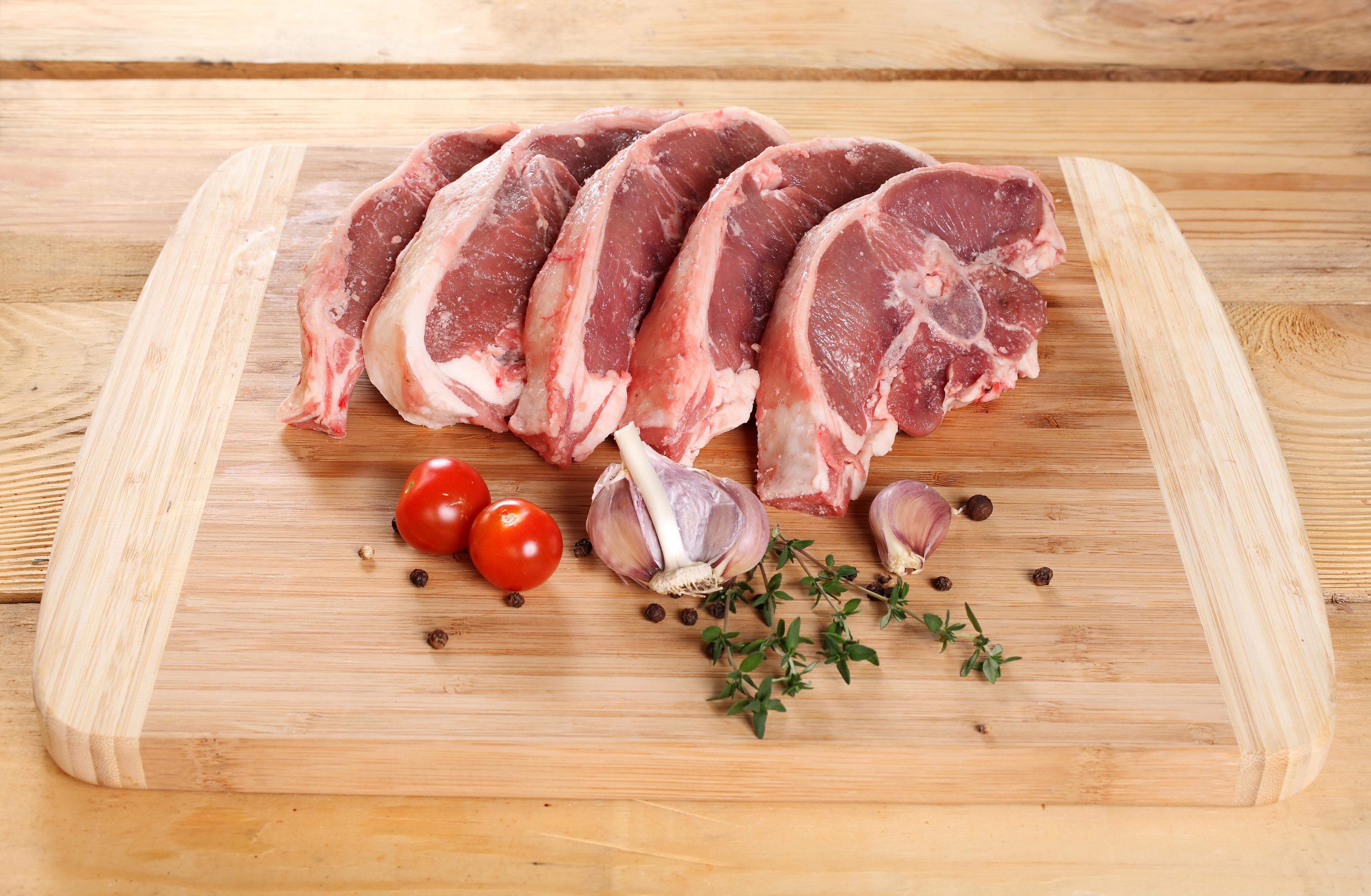 Lamb Steaks