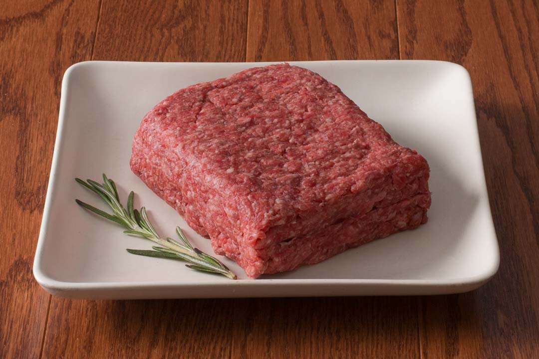 HarvestBox Grass-Fed Beef Ground Beef