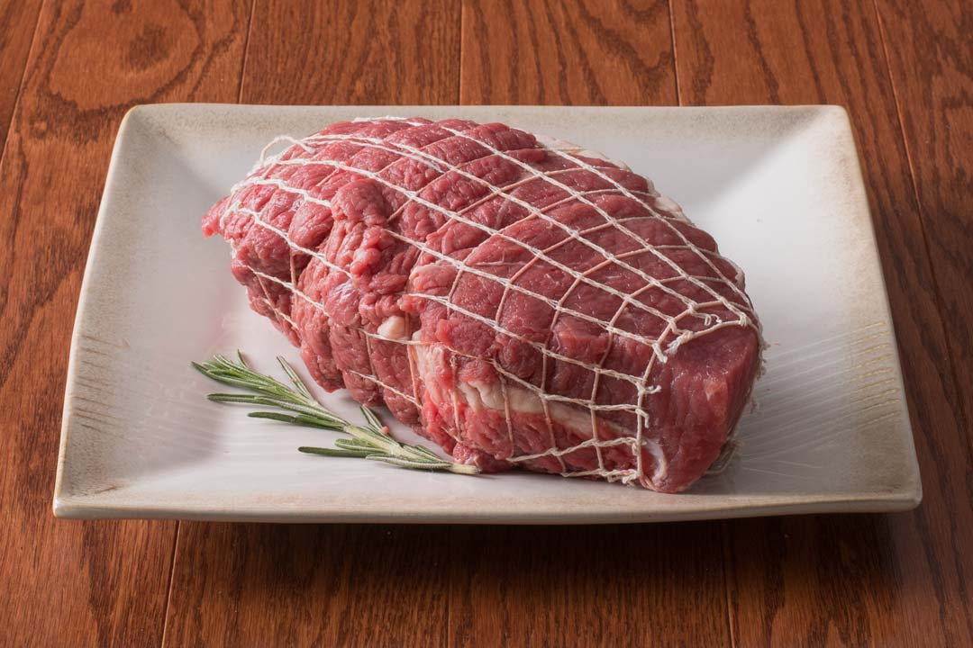 HarvestBox Grass-Fed Beef Rump Roast