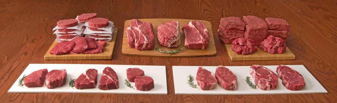 Buy Grass Fed Beef, Chicken, Pork Wild Salmon Online