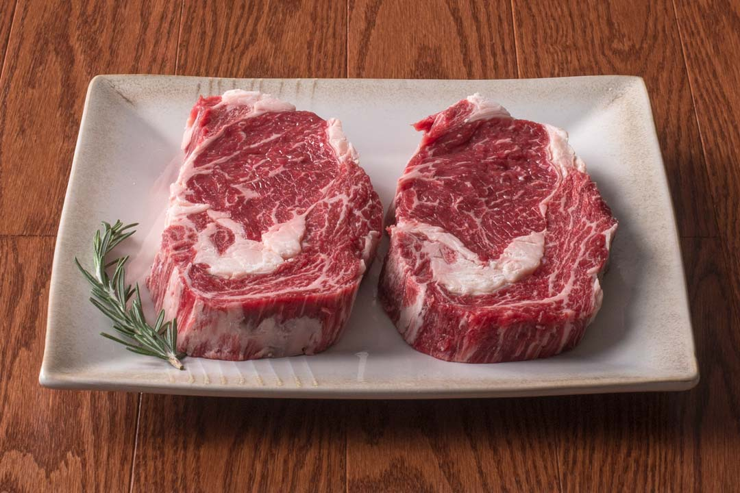 HarvestBox Wagyu Delmonico Steak